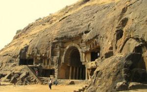 Bhaje Cave, India