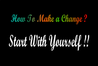 There Is Nothing to Change but Yourself | Swami Chetanananda