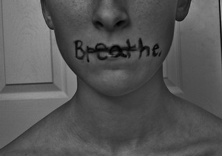 Breathe--Creative Commons image courtesy of martinak on Flickr